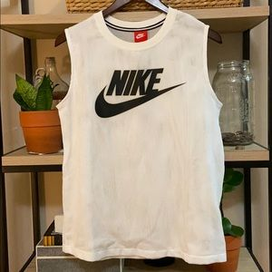 NWT Nike Mesh Running Tank Small